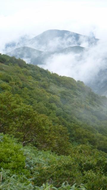 Annupuri ranges (二セコの山)