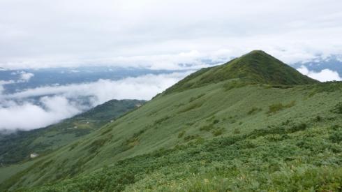 View from the summit of Niseko Annupuri (ニセコアンヌプリ山頂から見た景色)