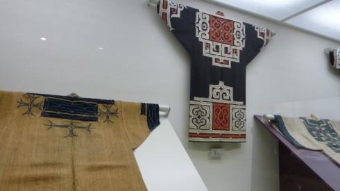 Ainu traditional costume