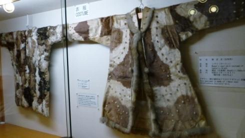 Ainu winter clothing