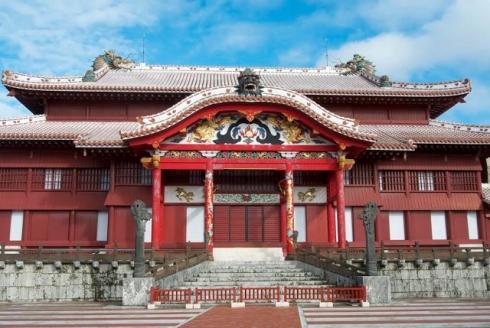 Shuri Castle (Okinawa)