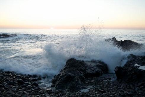 Shiretoko coast